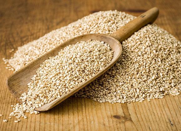 Unhulled Sesame Seeds