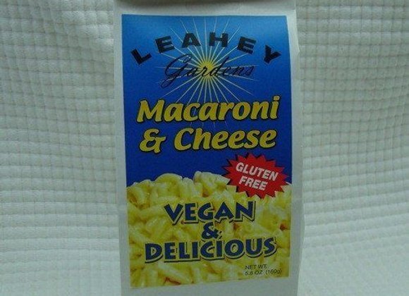 Leahey Gluten Free/Vegan Mac & Cheese