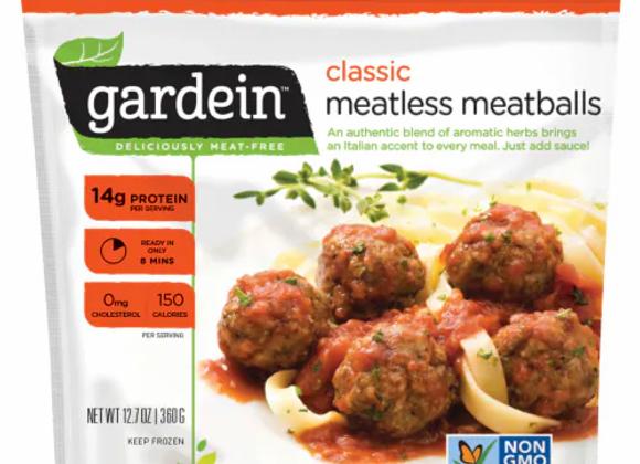 Meatless Meatballs - Gardein
