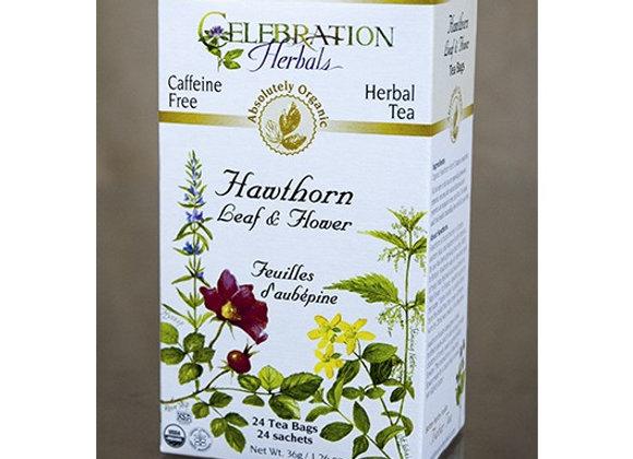 Hawthorn Leaf & Flower Tea