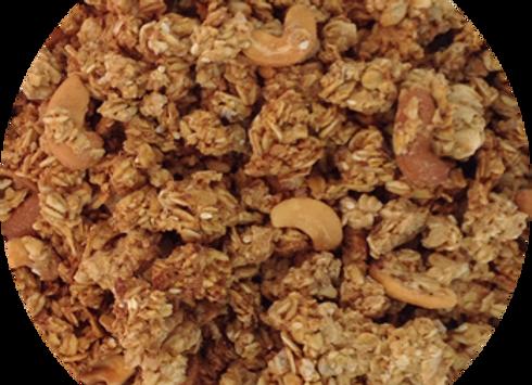 Cashew Date Granola