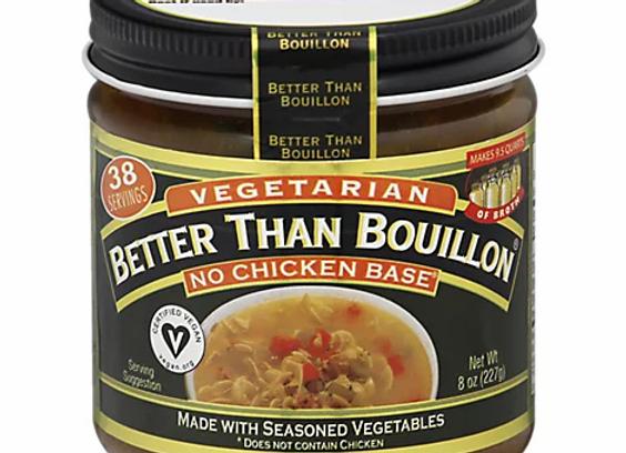 Vegetarian No-Chicken Base