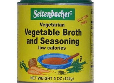 Vegetable Broth/Seasoning