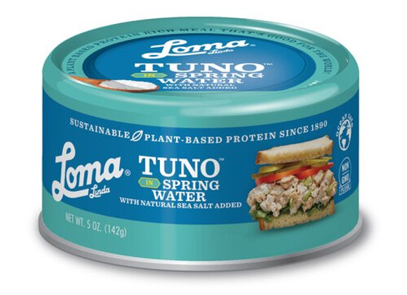 Tuno - Spring Water