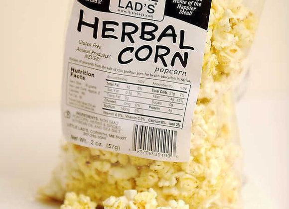 Little Lads Herbal Popcorn - 2oz Bag
