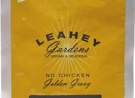 Leahey Golden Gravy