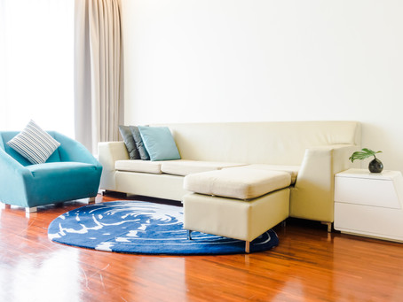 Consejos básicos para decorar tu primera casa.