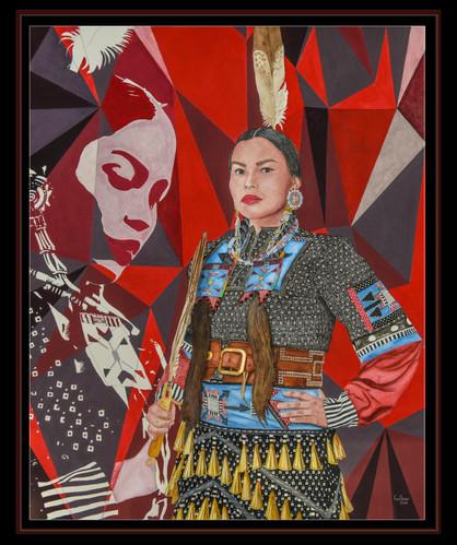 (Portrait) Nadia Whitany Paul