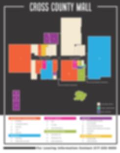 Cross County Mall Directory - November 2