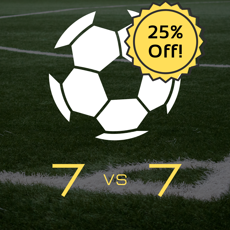 7 - a - Side Football