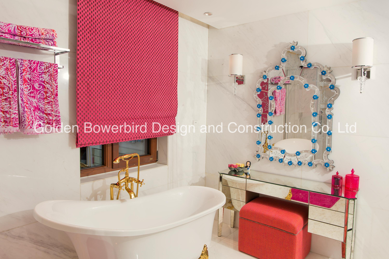 Daughter's Room Bathroom 女兒房浴室
