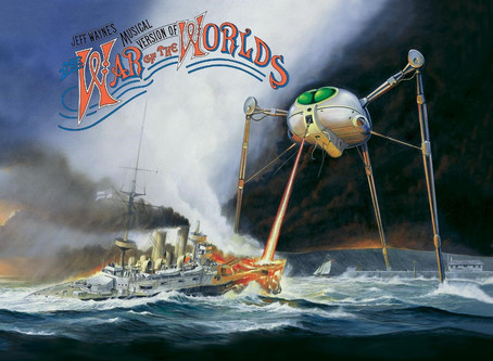 Jeff Wayne's musical version of The War of the Worlds – The Immersive Experience