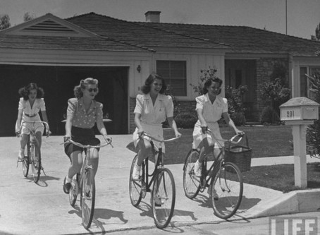WHEELWOMEN: THE RIDE TO LIBERATION