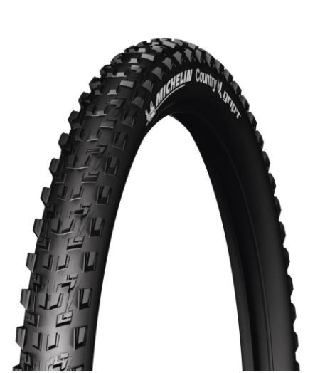 Michelin Country Grip'RTyre