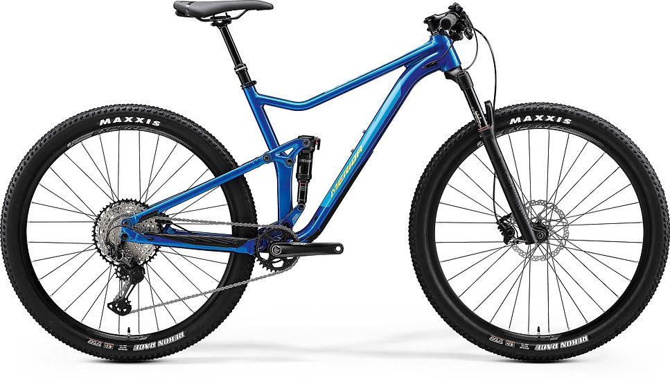 Merida One-Twenty RC XT Edition Blue