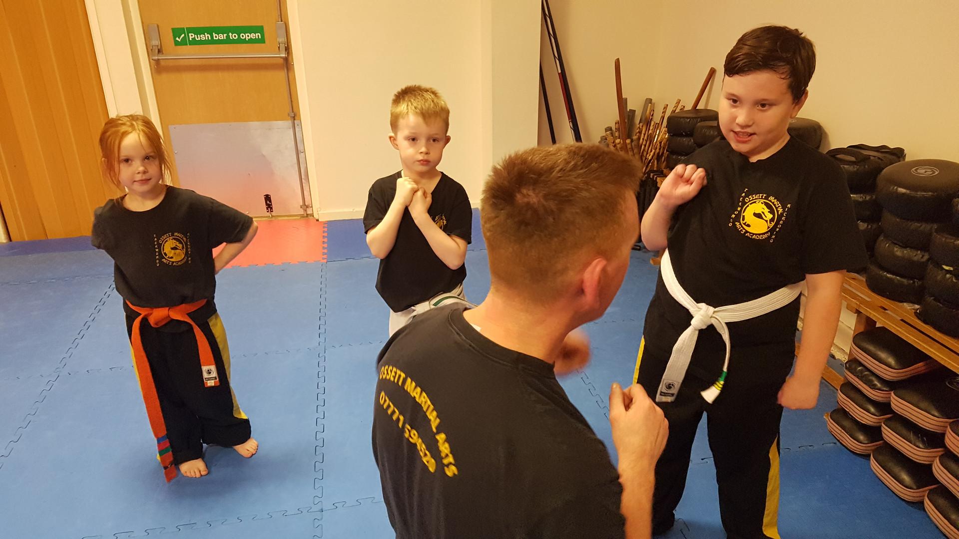 Ossett Martial Arts, Wakefield Martial Arts, X Martial Arts