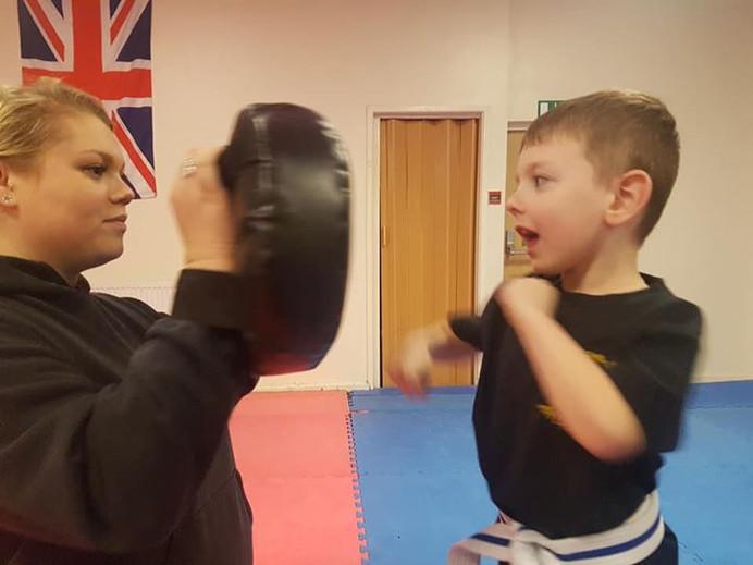 Ossett Martial Arts, Wakefield Martial A