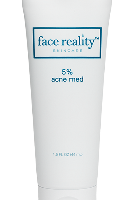 Face Reality Acne Med 2.5%-10% REQUIRES AUTHORIZATION TO PURCHASE