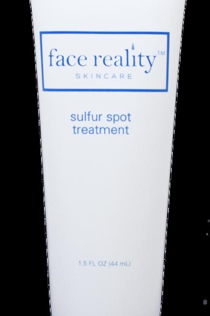 Face Reality Sulfur Spot Treatment Cream