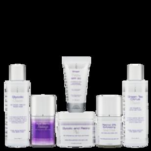 Skinscript Post Peel Facial Kit