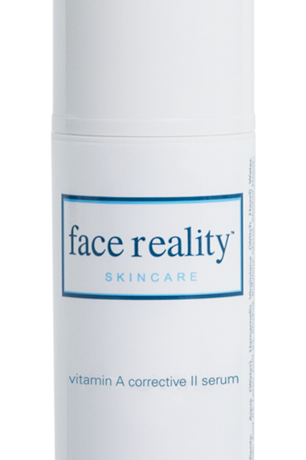 Face Reality Vitamin A Corrective Serum II REQUIRES AUTHORIZATION TO PURCHASE