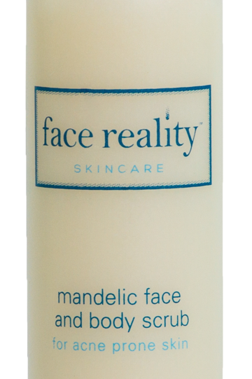 Face Reality Mandelic Face and Body Scrub REQUIRES AUTHORIZATION