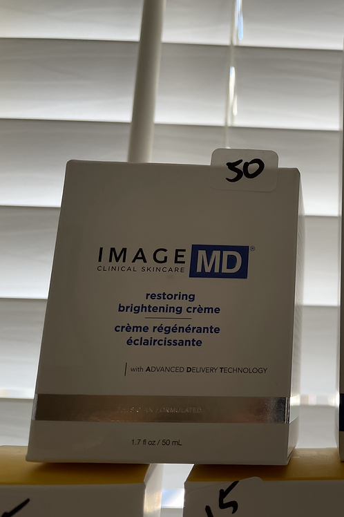 CLEARANCE 5/1-5/7 Image MD restoring brightening cream