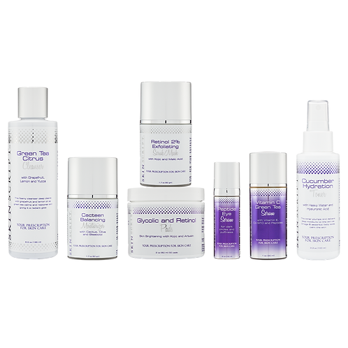 Skinscript Normal/Combination Skincare Kit