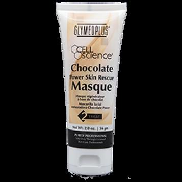 Glymed Chocolate Power Skin Rescue Mask