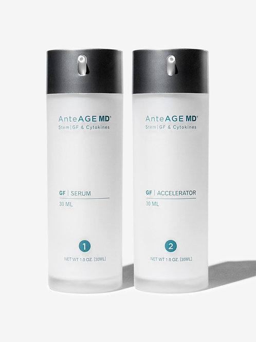 AnteAGE MD Double Strength Serum System