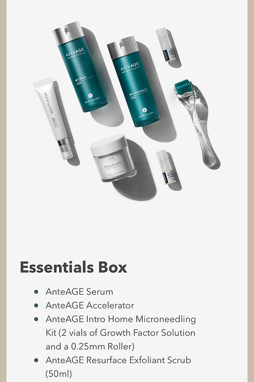 AnteAGE Growth Factors Serum Essentials kit