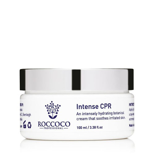 Roccoco Intense CPR moisturizer and treatment