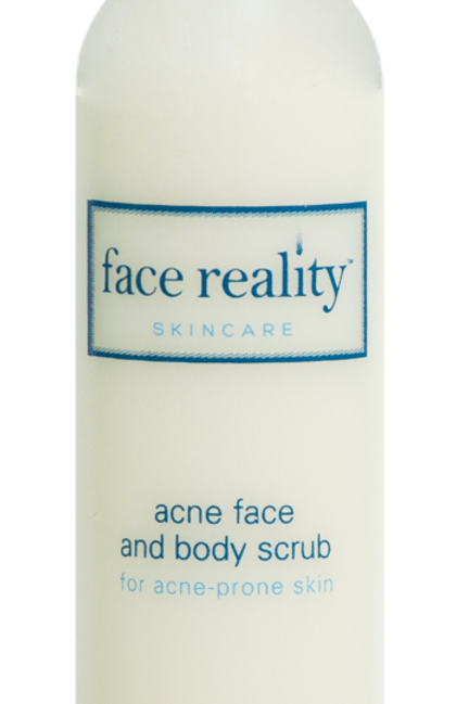 FR Acne face and body wash and scrub- REQUIRES AUTHORIZATION TO PURCHASE