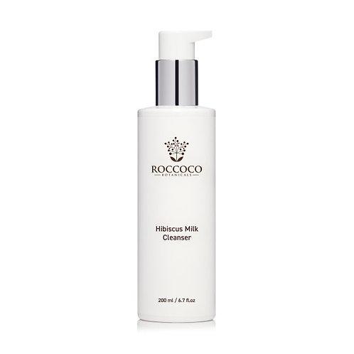 Roccoco Hibiscus Milk Cleanser