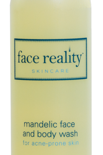 Face Reality Mandelic Face and Body Wash REQUIRES AUTHORIZATION