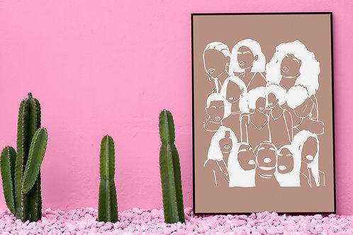 Toutes les femmes (rose)