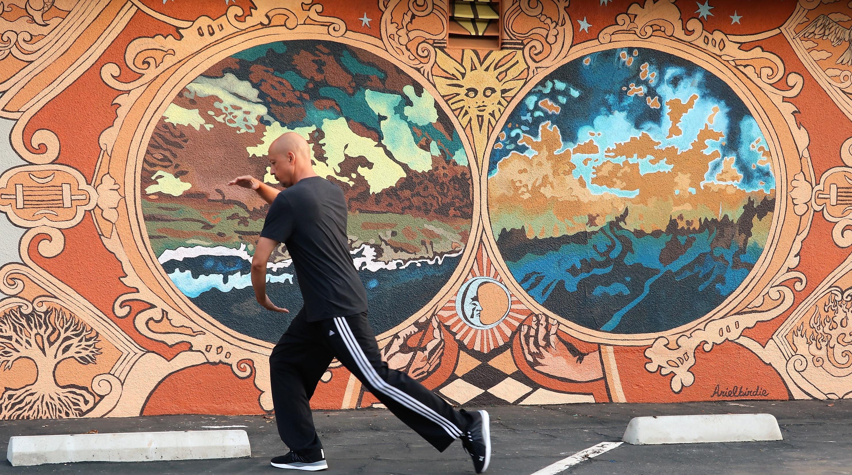 Thursday Tai Chi by Mural 6:30-7:15 AM