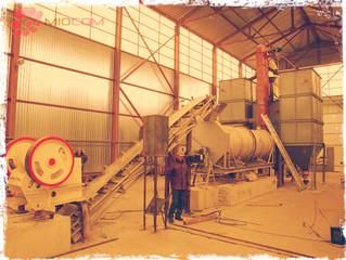 Мини цементный завод Миоком в Липецке
