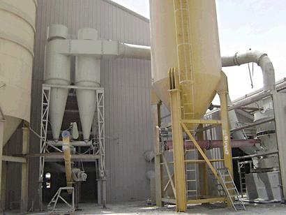 Производство шлакощелочного цемента