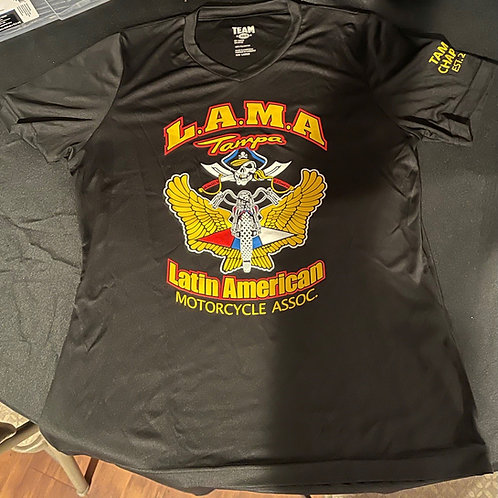 Ladies Short Sleeve LAMA TAMPA Classic Shirt
