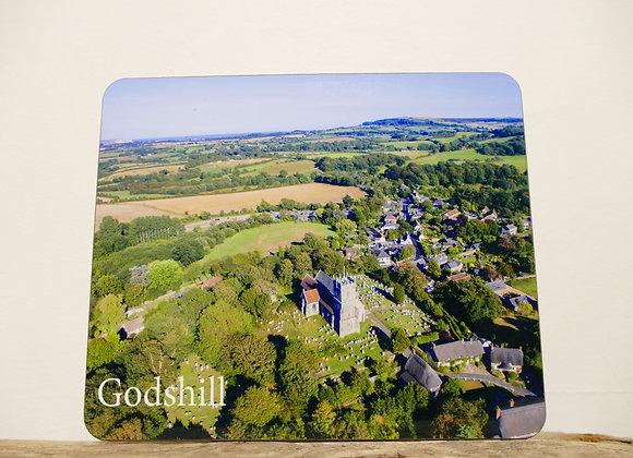 Godshill Placemat