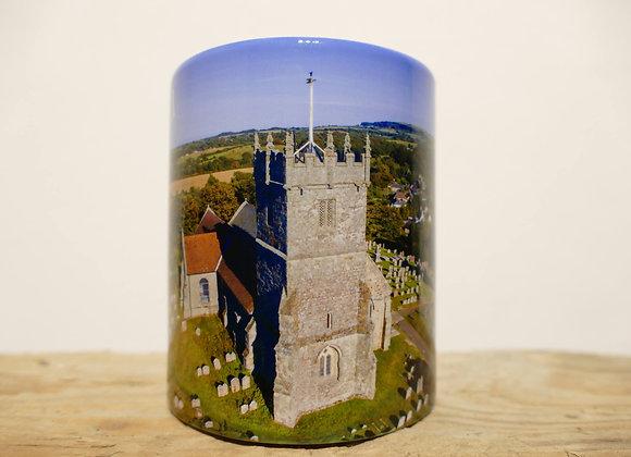 Godshill Church Mug