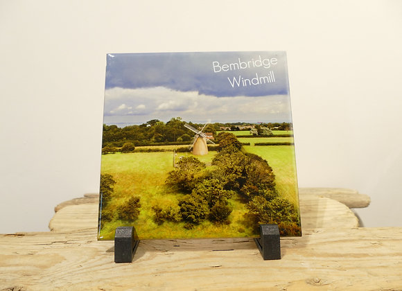 Bembridge Windmill Tile