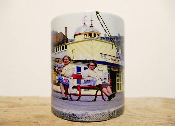 Vintage Ventnor Gaiety Amusements Mug