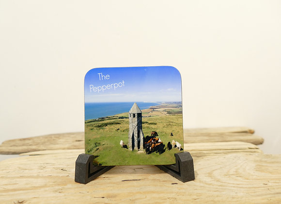 The Pepperpot Coaster