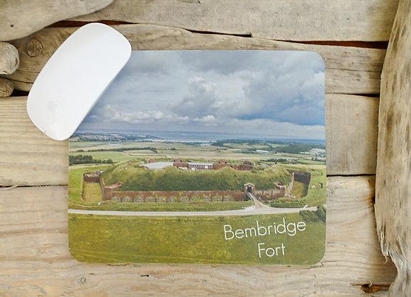 Bembridge Fort Mouse Mat