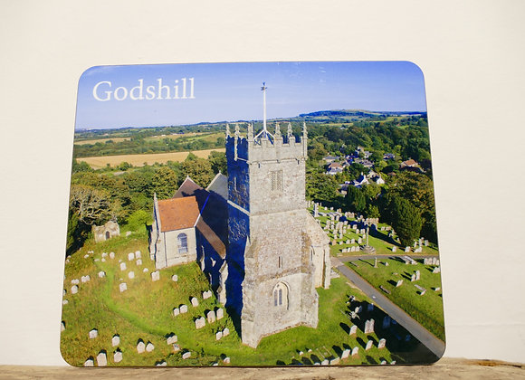 Godshill Church Placemat