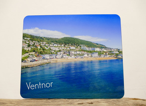 Ventnor Bay Tropical Blue Placemat