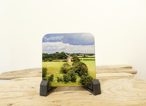 Bembridge Winmill Coaster