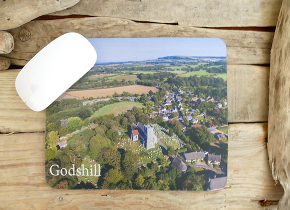 Godshill Mouse Mat